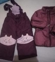 Sky hlače i jakna 104, 45kn