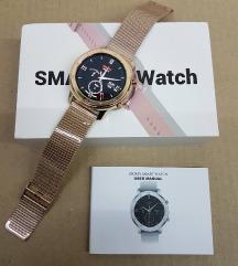 Smartwatch pametni sat zlatni- novi