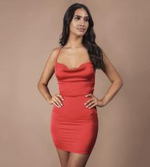 Bonamie crvena haljina