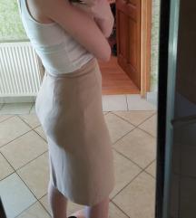 Suknja do koljena