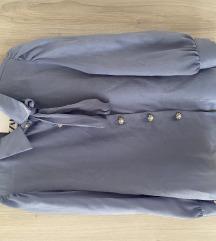 Zara nova plava bluza