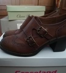 Oxford cipele na petu