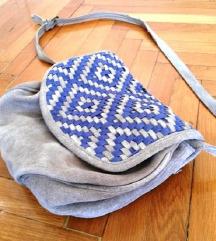 Kožna etno torba