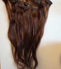 Ekstenzije od prirodne kose