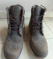 Timberland muške kožne čizme Waterproof