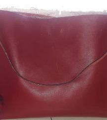 ZARA torba / kozna