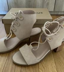 Nove Beige sandale