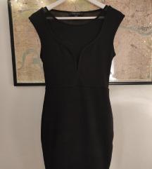 NY bodycon crna haljina