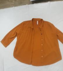 Košulja šireg kroja