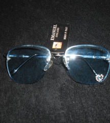 Plave sunčane naočale Italy