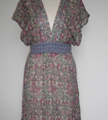 Container svilena haljina