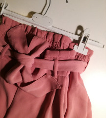 Roze hlače/culotte