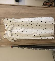 H&M točkasta haljinica NOVA