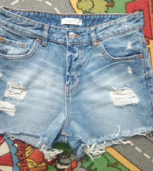 CALLIOPE DENIM kratke traper hlače