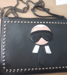 Karl Lagerfeld torbica SADA 200