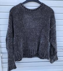 PULL&BEAR džemper od šenila