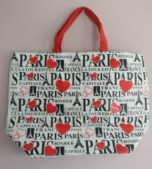 Plastična torba iz Pariza