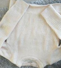 Trapke + pulover