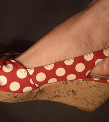 Sandale crvene