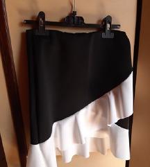 Nova suknja s volanima