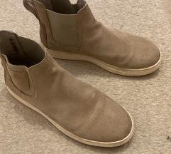 Čizme brusena koza 39