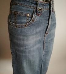 NOVA jeans suknja S %% samo 59kn