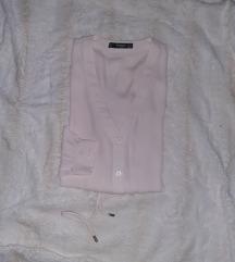 MANGO  roza košulja