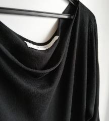 Zara knit crna tunika