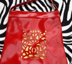 Givenchy parfums original crvena torbica
