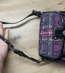😎 NOVO COACH  mini tartan torbica