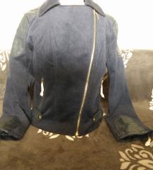 plava jakna