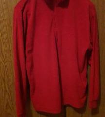 Crveni mekana majica