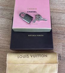 Original LV lokot sa ključevima