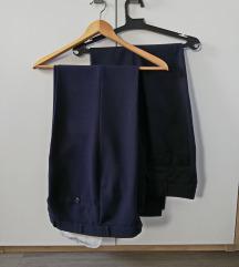 Tamnoplave eleg.muške hlače VARTEKS - br50