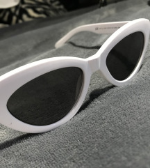 White sunglasess