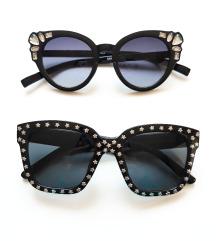 Crne sunčane naočale LOT
