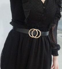 Crna haljina House AKCIJA 100KN