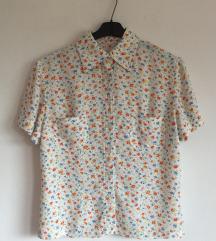 Vintage bluza kratkih