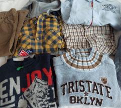 Lot dječje  markirane odjeće  4 god