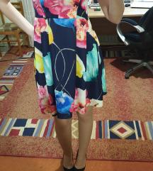 Haljina šareno-cvjetna