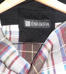 Xenia Design karirana majica bluza 38
