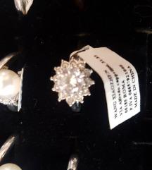 Ženski prsten nehrđajući čelik