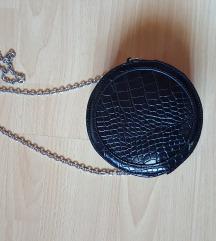 Berska okrugla mini torbica