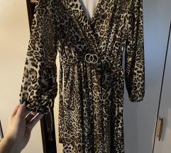 Haljina gepard uzorka