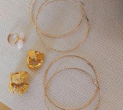Lot nakita zlatne boje