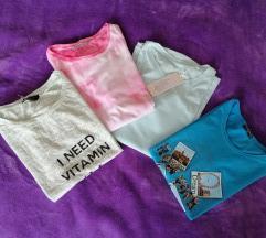 Lot ljetnih majica