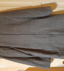 More & More sivi kaput sa kapuljačom 36