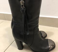 AKCIJA Kožne talijanske čizme