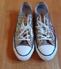 Original Converse zlatne tenisice