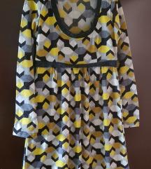 Koncano -vunena haljina